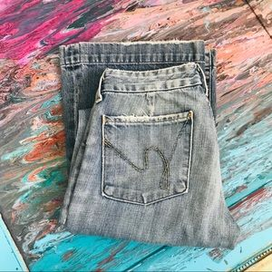 Anthropologie | Citizens of Humanity Faye Jeans